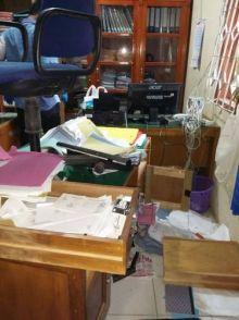 Waspada! Komplotan Maling Bobol SMPN 2 Bukittinggi, 22 Unit Laptop Raib