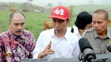 Berkat Kedatangan Jokowi, BPTU Padang Mengatas Mulai Diserbu Warga
