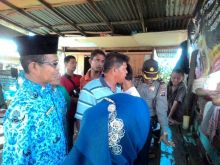Besok Selasa Batu Grip Dirapikan di Pantai Padang, Hari Ini Pemko Sosialisasi ke Pedagang