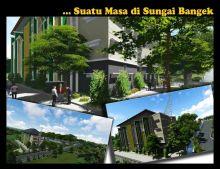 Pembangunan Kampus III Nan Megah IAIN IB Padang di Sungai Bangek Mulai Direalisir Tahun 2017