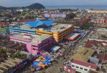 17 Kasus Positif Covid-19 Ditemukan di Pasar Raya Padang