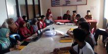 Pusat Bahasa Gelar Pelatihan Pengawasan Penggunaan Bahasa Media Luar Ruang di Dharmasraya