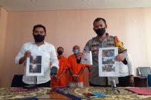 Polda Sumbar Ungkap Kasus Penambangan Ilegal di Solok Selatan
