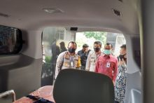 Kapolda Sumbar Terima Bantuan Ambulans dari Bank BNI
