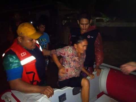 Banjir, Longsor dan Pohon Tumbang Landa Padang, BPBD-PK Padang Gerak Cepat