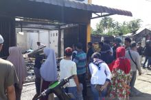 Tujuh Ruko di Padang Pariaman Hangus Terbakar, Kerugian Ditaksir Rp1,7 Miliar