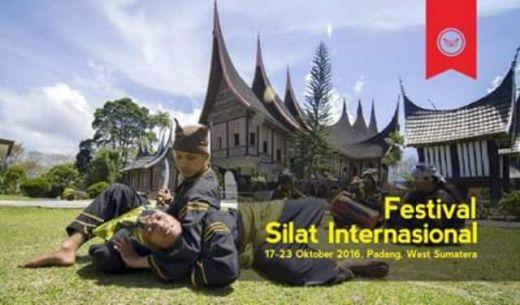 Festival Internasional Pencak Silat Digelar di Padang, 1.038 Pandeka Berlaga