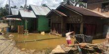 Tanggap Darurat Banjir Pasaman Barat Diperpanjang Selama Satu Pekan
