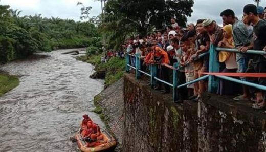 Mau Selamatkan Teman, Romi Tewas Terseret Air Bah Bendungan Kapalo Banda