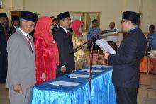 357 Kepala Sekolah Dimutasi di Kota Padang