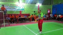 Cari Bibit Handal Jelang Porprov, Padang Gelar Turnamen Bulutangkis Binatama Cup I