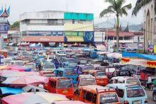 Horee! Padang Kembali Bangun Terminal Bus, Wawako : Untuk Bus AKDP Dioperasionalkan Akhir 2016