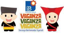 Perbankan Syariah Gelar Expo iB Vaganza 'Serunya Bertransaksi Syariah' di Plaza Andalas, Padang