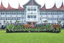 40 Pejabat Eselon IV Provinsi Kepulauan Bangka Belitung Studi Banding ke Kota Padang Panjang