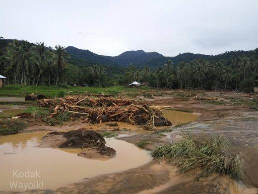 Ini Data Terakhir Kerugian Akibat Banjir Bandang di Kabupaten Padang Pariaman