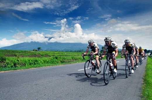 Jika Ada Pembalap Terjatuh, Tour de Singkarak Cacat, Izinnya akan Dicabut