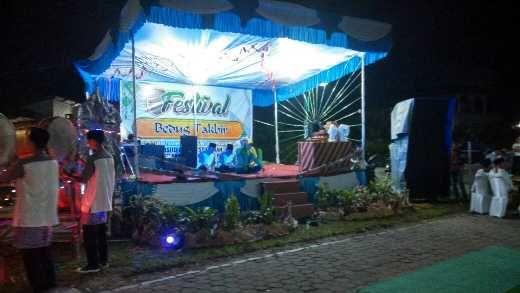 Isi Hiburan Ramadhan, Remaja Mesjid Istiqomah Gelar Festival Bedug dan Takbir