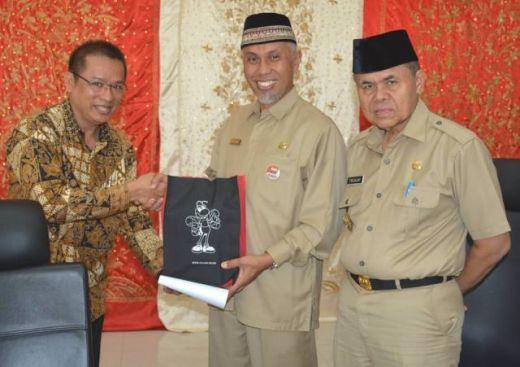 Amnesti Pajak Disosialisasikan di Pemko Padang