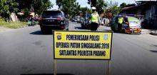 Operasi Zebra Singgalang 2019 akan Digelar Selama 14 Hari, 23 Oktober - 5 November