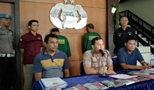 ASN Pemko Padang yang Terjaring OTT Tim Saber Pungli Resmi Jadi Tersangka