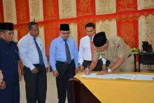 Pemko Padang Jalin Dua MoU, Pengelolaan Perparkiran Profesional dan Pelaksanaan Tridharma Perguruan Tinggi