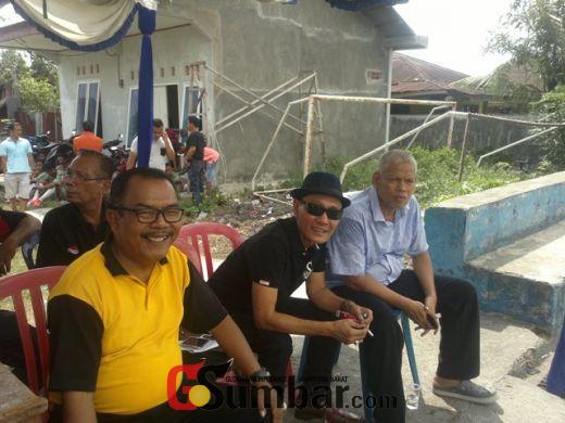Kecamatan Gunung Talang dan Kecamatan Pasaman, Tim Terakhir ke Final Round Irman Gusman Cup 2016