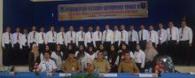 30 Pejabat Pemko Payakumbuh Ikuti Diklat PIM IV