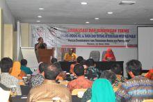 Dharmasraya Lakukan Bimtek Keterbukaan Informasi, Bupati Sutan Riska: Informasi Kebutuhan Dasar Manusia