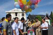 Cari Bibit Unggul, Provinsi Sumbar Laksanakan Pekan Olahraga Pelajar Daerah