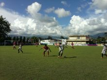 Tumbangkan Kecamatan  Koto VII 1-0, Kecamatan Koto Tangah Maju ke Final Irman Gusman Cup 2016