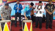Ada Lomba Pidato Adat, Padang Gelar Festival Seni dan Budaya Anak Nagari Minangkabau 2016