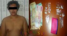 Polres Dharmasraya Tangkap Pengedar Sabu di Jorong Kodrat