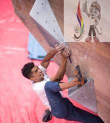 Berlaga di PON Jabar, Atlet Panjat Tebing Asal Dharmasraya Minta Doa Rakyat Sumbar