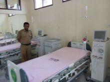 RSUD Sungai Dareh Dharmasraya Segera Operasionalkan Ruangan Cuci Darah Bagi Pasien Gagal Ginjal
