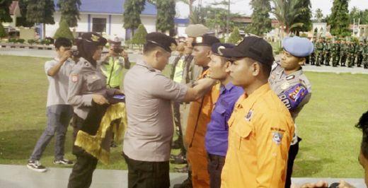 Kapolres Pasaman Barat Pimpin Gelar Pasukan Operasi Lilin 2018