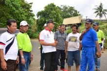 Tata Kawasan Wisata Pantai Padang, Pemko Lanjutkan Pelebaran Jalan Samudera