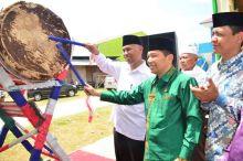 Padang Timur Gelar MTQ Kecematan, Wako Tabuh Beduk di Masjid Nurul Amin