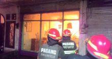 Jumat Dinihari, 6 Unit Bangunan Hangus Terbakar di Pasar Raya Padang