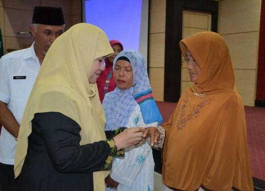 Walikota Padang Bicara Wanita, Kartini Itu Kuat Karena Kesabarannya