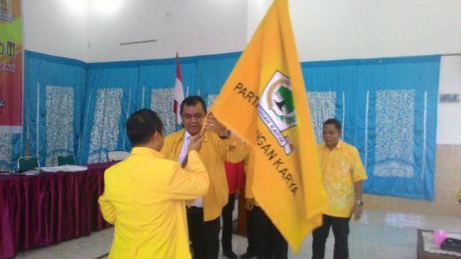 Kortanius Terpilih Secara Aklamasi,Hendra: Mentawai Musda Pertama Setelah Instruksi DPP Partai Golkar