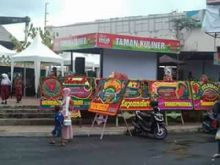 Pasar Raya Padang Hadirkan Taman Kuliner, Ada Makanan Aman dan Halal Lho
