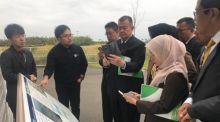 Boyong Tim ke Jepang, Wagub Sumbar Pelajari Tata Kelola Penanganan Gempa dan Tsunami