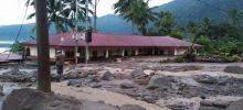 Banjir Bandang di Agam, Belasan Rumah, 1 Masjid dan 1 Madrasah Rusak