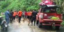 Hujan Lebat Juga Sebabkan Longsor di Padang Pariaman