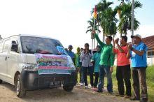 Peduli Sesama, Pemuda Nanggalo Kirim Bantuan Bencana ke Solok Selatan