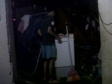 Hujan Terus Turun, Warga Koto Tangah Padang Cemaskan Semakin Tingginya Volume Banjir
