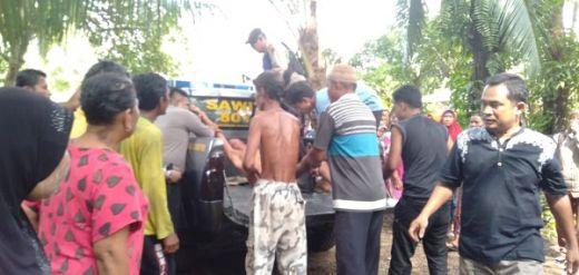 Terduga Perkosaan Tertangkap saat Intip Orang Mandi, Dihajar Massa hingga Babak Belur