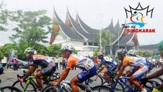 Tour de Singkarak 2016, Tiga Etape Lewati Kota Padang