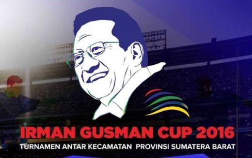 128 Pemain Hasil Turnamen Irman Gusman Cup I, Ikut Seleksi 'Sumbar Dream Team'
