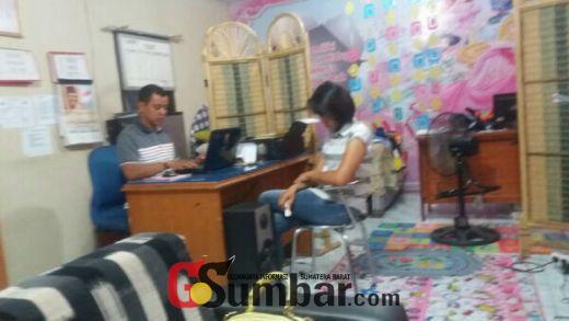 Kasus KDRT Unik di Kabupaten Dharmasraya, Istri Diduga Aniaya Suami Hingga Babak Belur